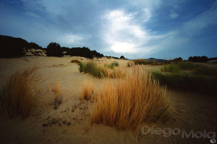 Dunes of Piscinas, Sardinia #piscinas #sardinia