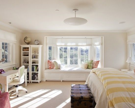 1000 ideas about bay window bedroom on pinterest for Bay window remodel