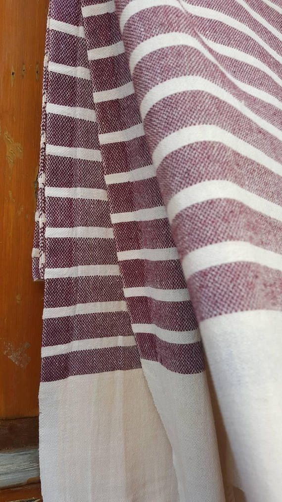 Check out this item in my Etsy shop https://www.etsy.com/listing/560397769/turkish-bath-towel-peshtemal-claret-red