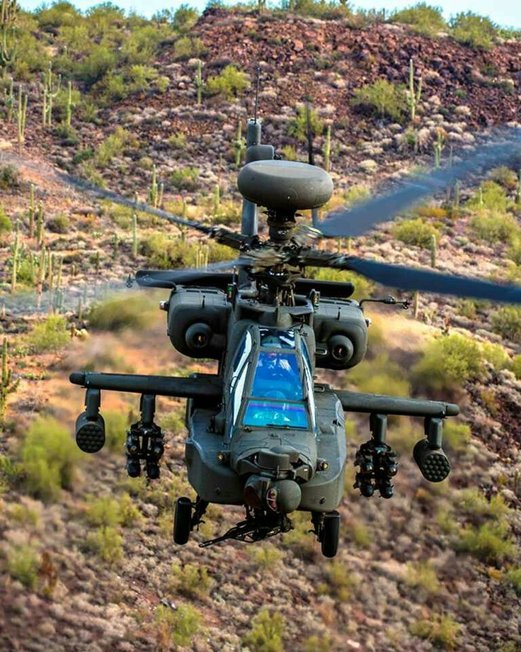 The AH-64 Apache is the world's most advanced multi-role combat helicopter and is used by the U.S. Army and a growing number of international defense forces. Boeing has delivered more than 2,100 Apaches to customers around the world since the aircraft entered production. The U.S. Army Apache fleet has accumulated (as of Jan 2015) more than 3.9 million flight hours since the first AH-64A was delivered to the U.S. Army in 1984.  Currently comes in 3 models AH-64D Longbow, AH-64D, AH-64E…