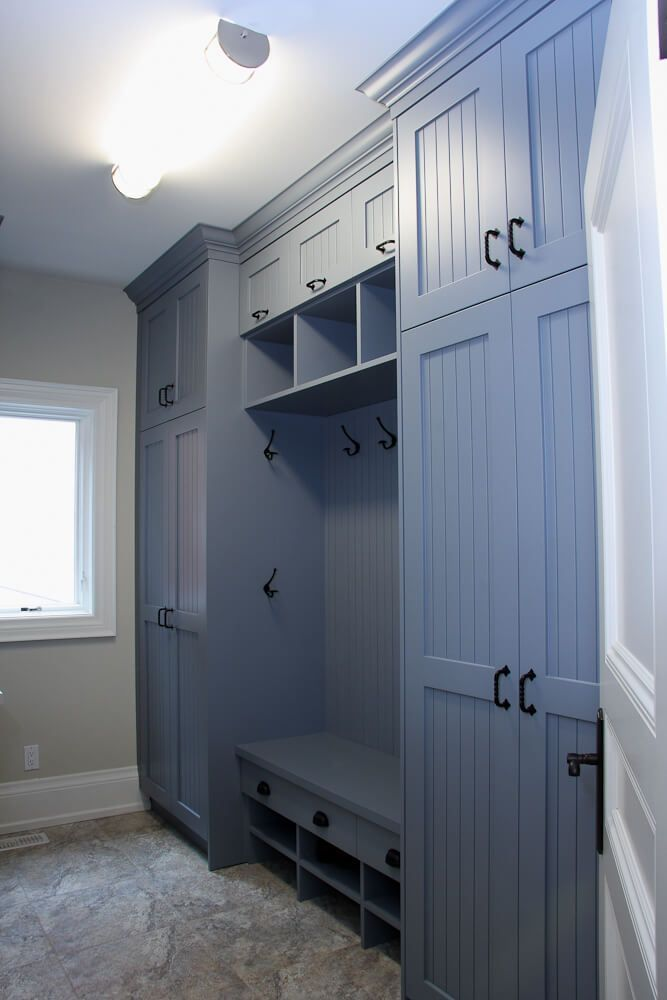 135 best images about entryway mudroom ideas on for Entryway lockers with doors