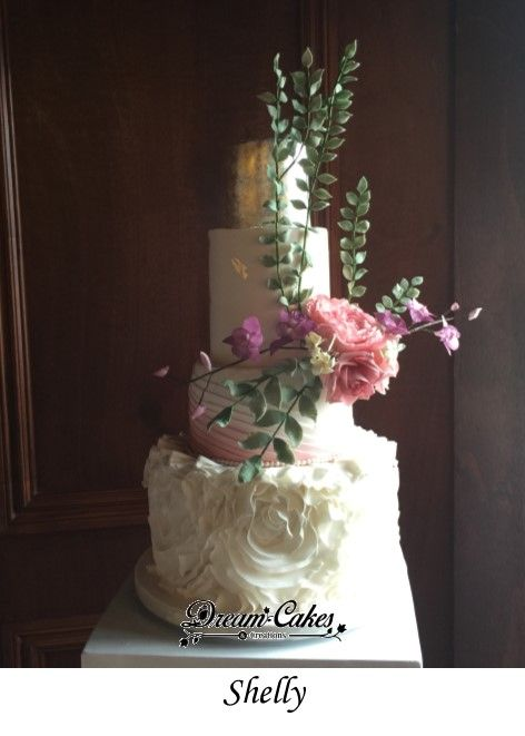 Delicious cakes by Dream Cakes & Creations