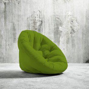 Nido, stol med sovefunktion, 9 farver