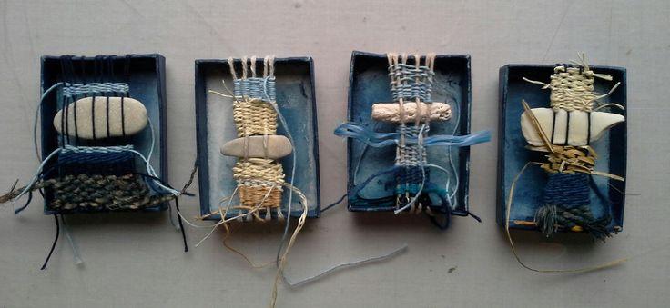 sky water boxes Elizabeth Bunsen
