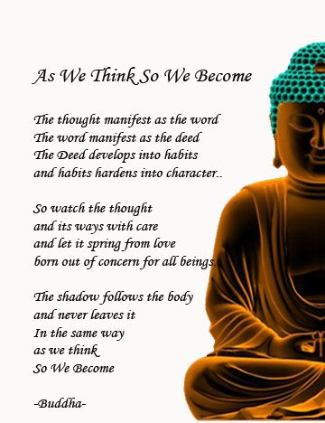 Watch Your Thoughts And Donu0027t Let The Meaningless Ones Becomes Your Words  Because Then