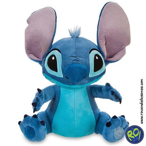 Stitch de Disney... encuéntralo en nuestros puntos de venta. #stitch #peluches #disney #regalos  Número Único: 444 73 42  Si lo quieres dale me gusta!!