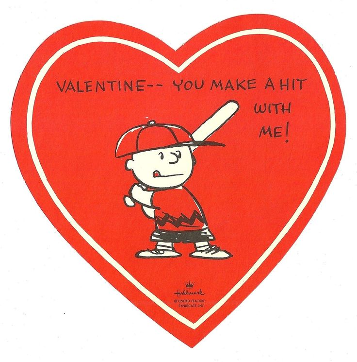 1000 images about Month Feb Valentines – Charlie Brown Valentine Cards