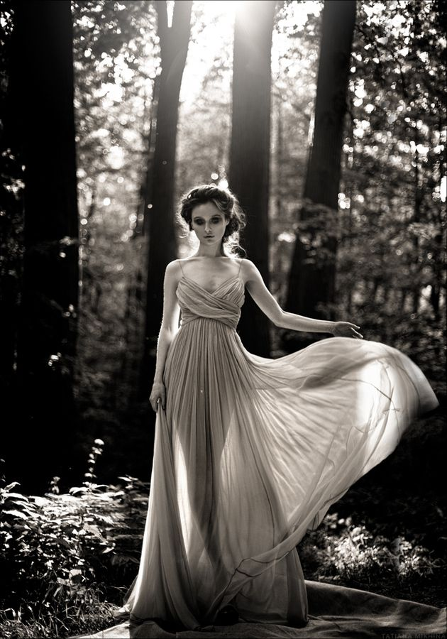 Beautiful flowy dress...prom dresses are great for senior pictures!  #senior #style #kentsmithphotography
