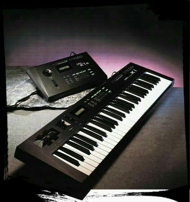 Kawai K1 Kawai K1m 1988 1992 In 2020 Instruments Synthesizer Good Old