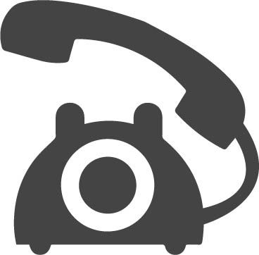 иконка старый телефон