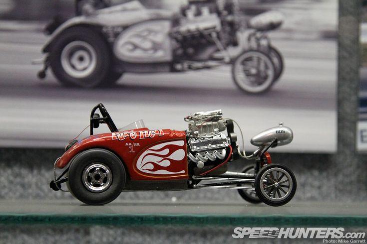 America Miniature Race Car Ass 12