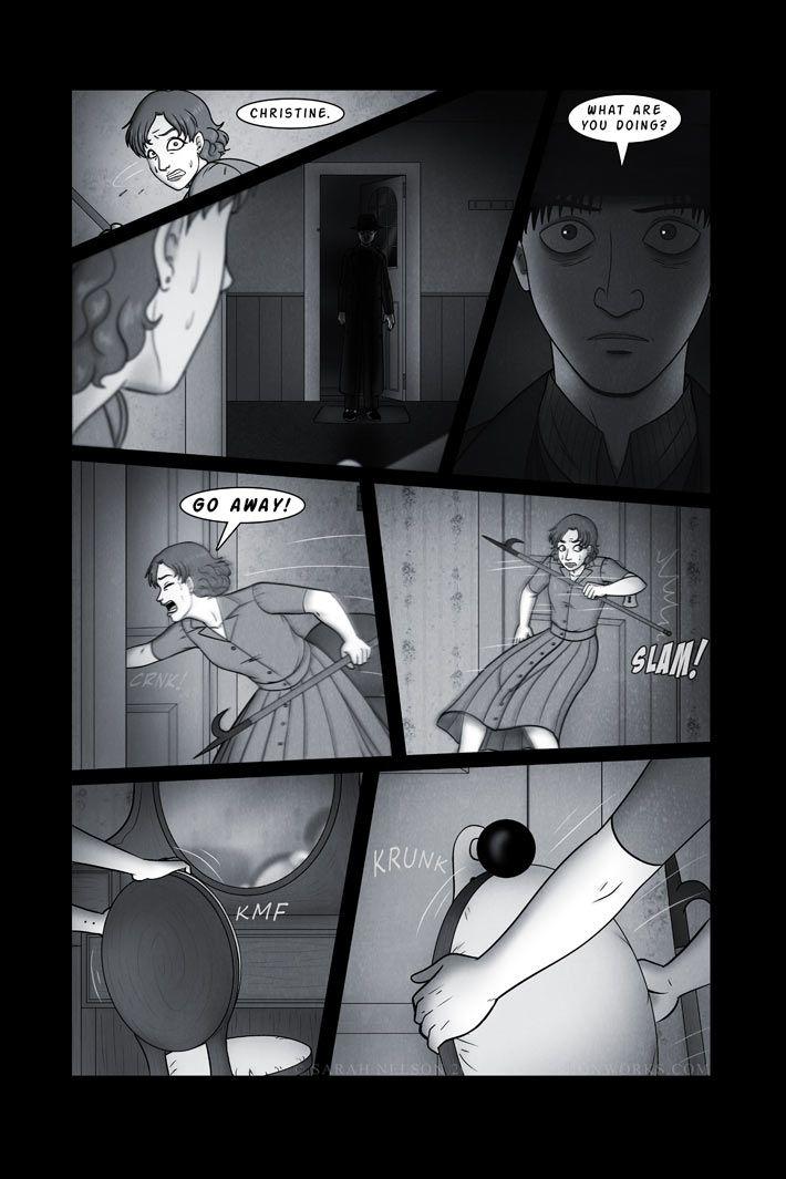 Daniel, A vampire comic set in the 1930s