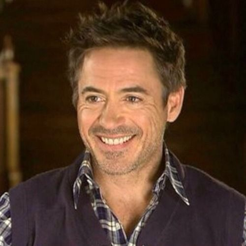 Robert Downey Jr. (I think my heart just stopped!)