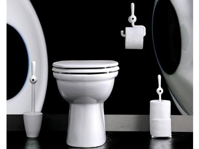 17 migliori idee su portarotolo di carta igienica su - Porta carta igienica ikea ...