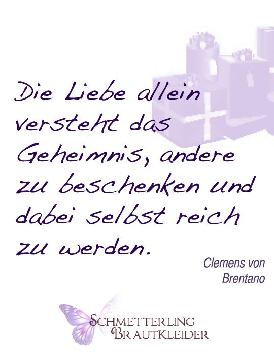 Trauspruch für die Hochzeit / schöne Zitate zum Thema Liebe ♥ www ...