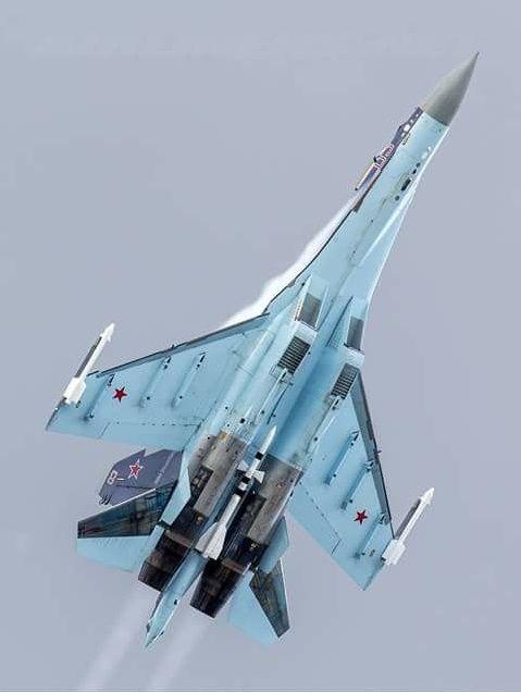 Su-35  #RePin by AT Social Media Marketing - Pinterest Marketing Specialists ATSocialMedia.co.uk