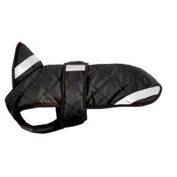Hundedekken Quilt fra Dogman, brun eller svart - Hundepoter.no - Hundeutstyr, Katteutstyr, Valpeutstyr