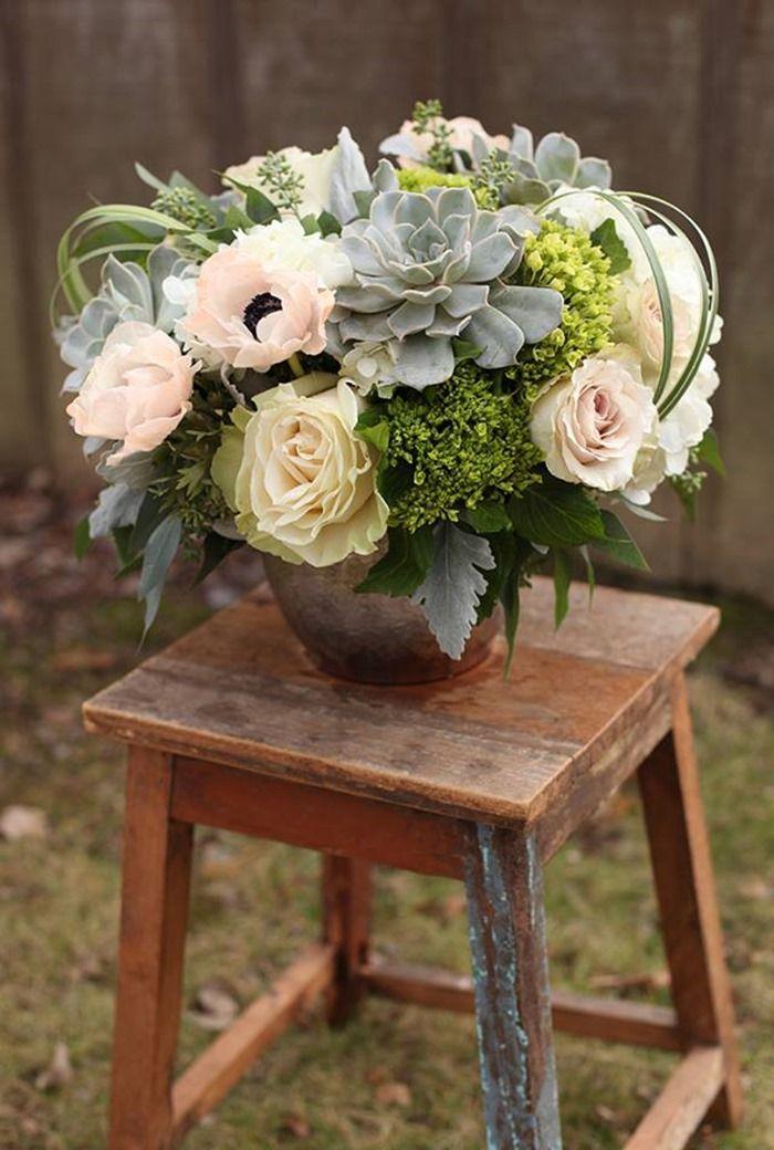 Beautiful modern floral arrangements ideas on