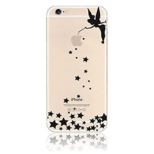 iPhone 5 5S Case Silicone – Sunroyal® Coque Souple Transparente TPU Silicone en Gel Case Premium Ultra-Light Ultra-Mince Skin de Protection…
