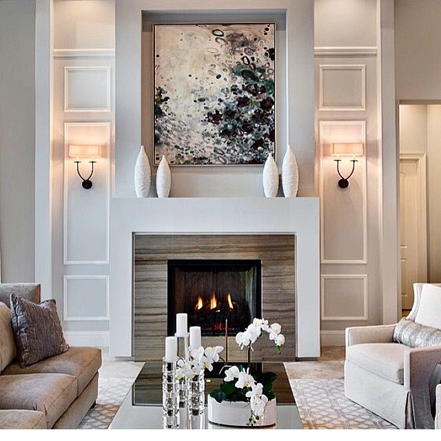 57 best Fireplace Inspiration images on Pinterest Fireplace