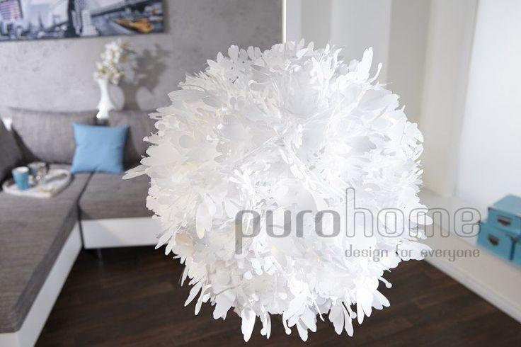 Lustr CHRIS bílý :: Purohome.cz