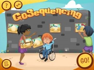 Go Sequencing: App Review & giveaway