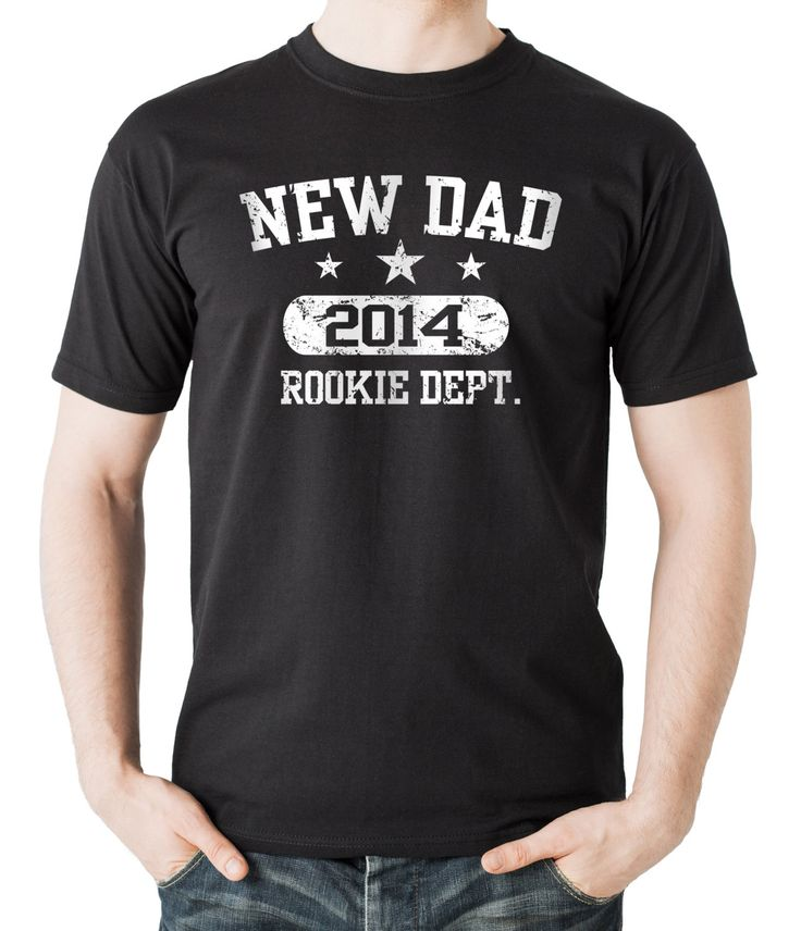 New Dad 2014 T-Shirt Gift For New Father Tee Shirt Christmas Gift by TshirtsUniversity on Etsy https://www.etsy.com/listing/162681252/new-dad-2014-t-shirt-gift-for-new-father