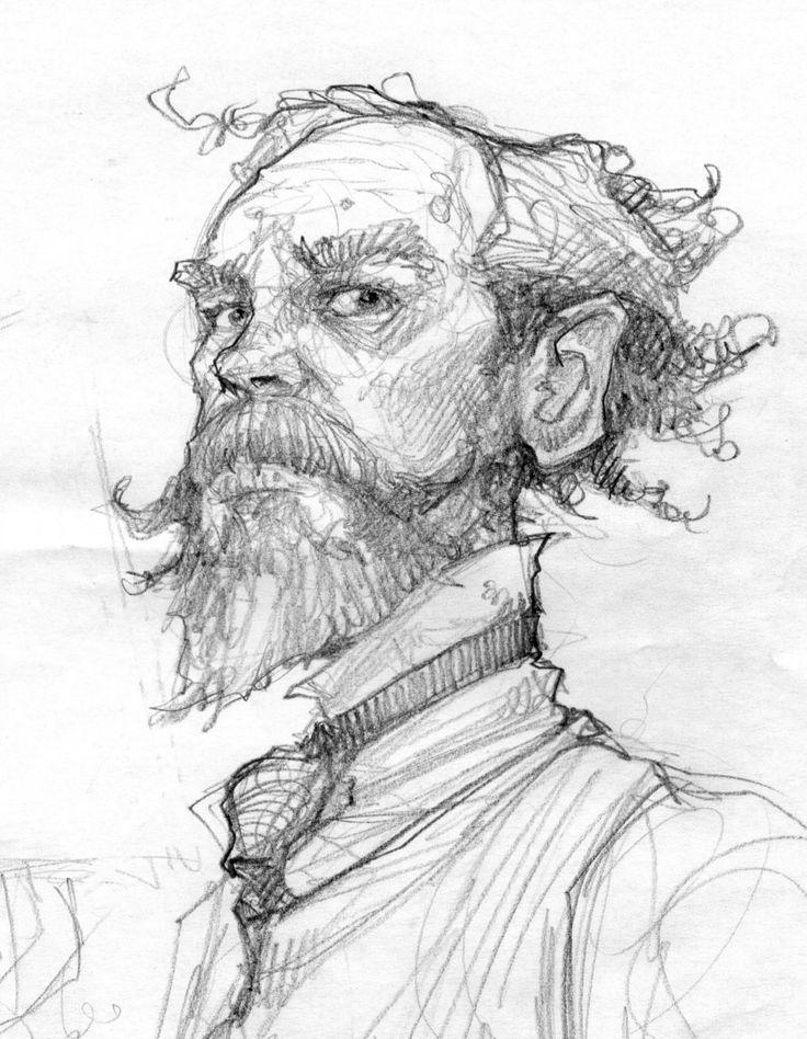 The Art of Iain McCaig © - Blog/Website | (http://iainmccaig.blogspot.ie/)