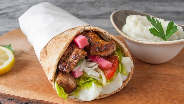 Chicken Shawarma - Gusto