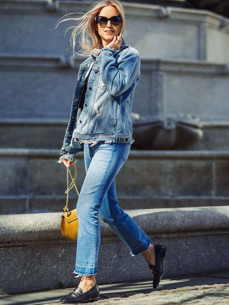 #denimjacket #denim #jacket #wardrobestaples #styling #style #personalstyling #elishacasagrande