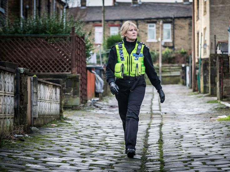Happy Valley, BBC1 - TV review: Homegrown, Yorkshire-set drama is