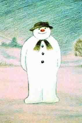 Raymond Briggs - The Snowman movie