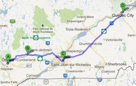 4 Great Canadian Road Trips