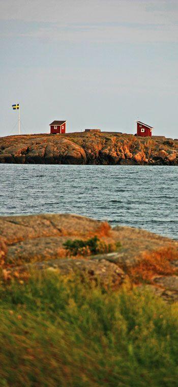 Moonrise Kingdom? No, but I'll Take It: Summer in Varberg, Sweden.