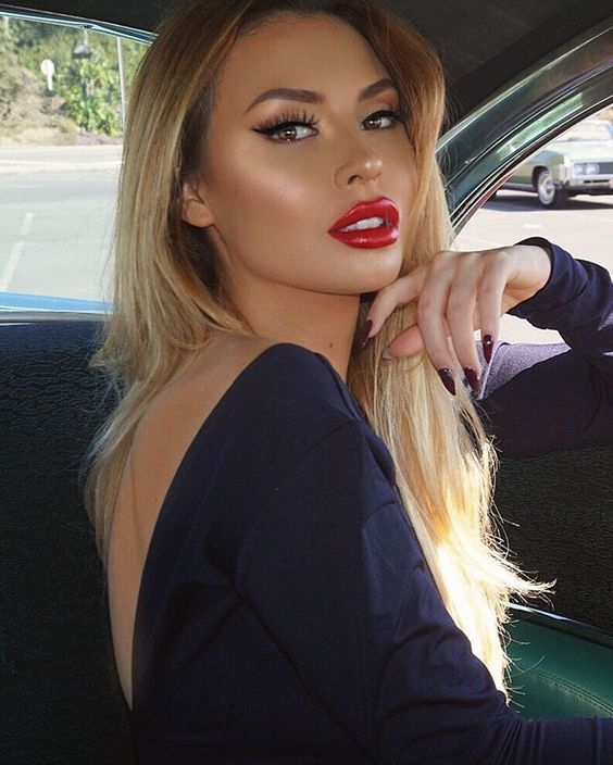 Sexy Lips RED LIPSTICK