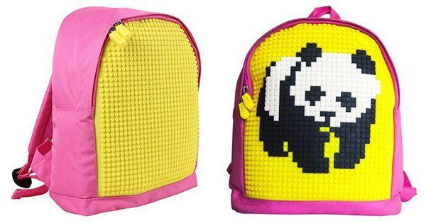 Bag carrying gets colourful and creative with Upixel