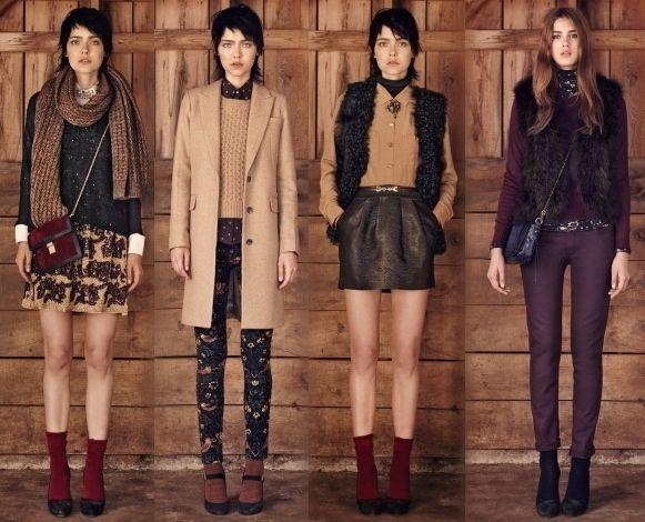 CLUB MONACO – FALL/WINTER 2012 | My Daily Style en stylelovely.com