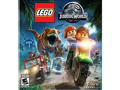 Experience all four epic Jurassic Park stories as only Lego can tell them in LEGO Jurassic World for PS4!