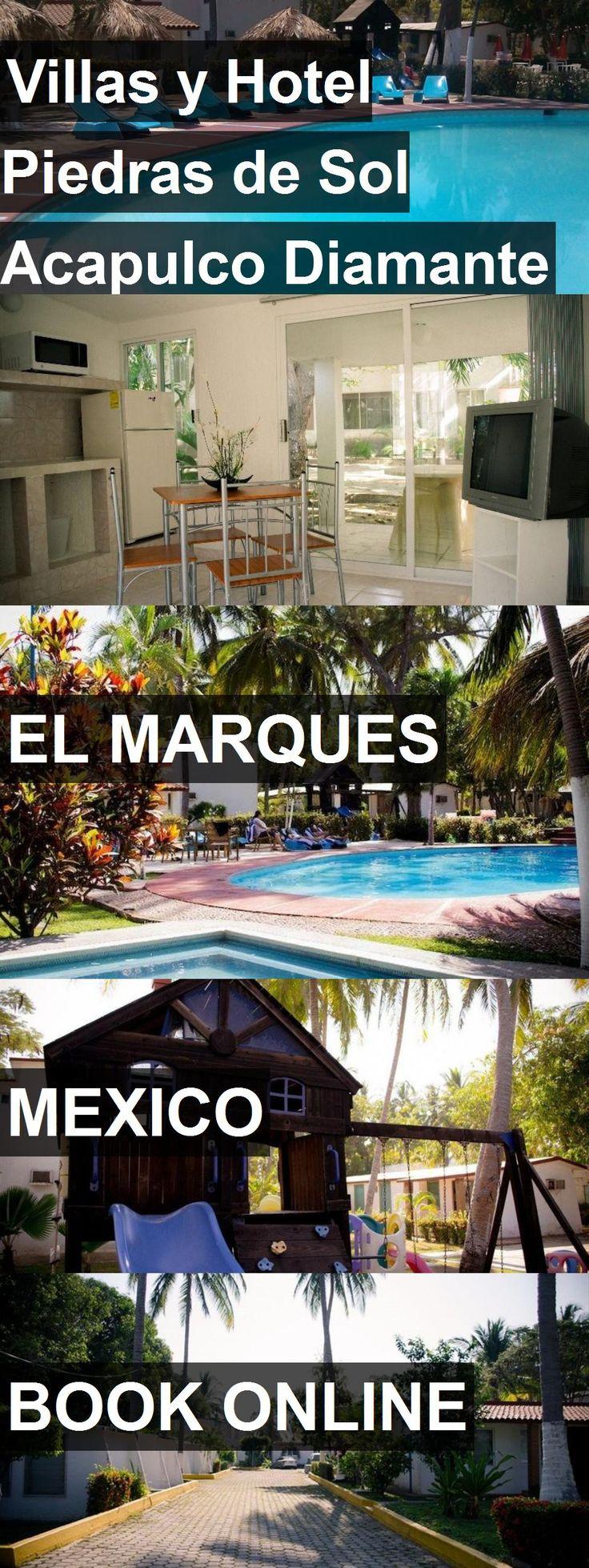 Villas y Hotel Piedras de Sol Acapulco Diamante in El Marques, Mexico. For more information, photos, reviews and best prices please follow the link. #Mexico #ElMarques #travel #vacation #hotel