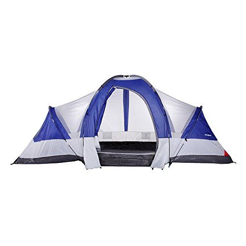 Introducing North Gear C&ing Deluxe 8 Person 2 Room Family Tent. Great product and follow  sc 1 st  Pinterest & 47 best Camping Tents - 7 Persons and more images on Pinterest ...