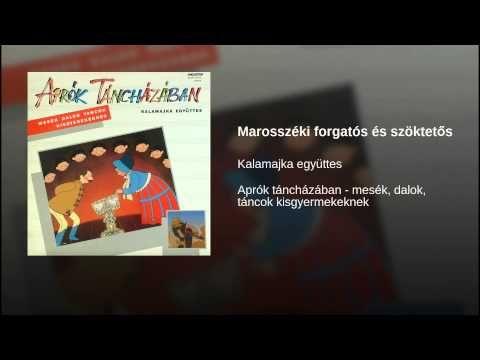 Marosszéki forgatós és szöktetős - YouTube