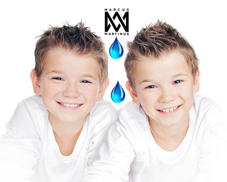 Marcus og Martinus 2 drops of water GB