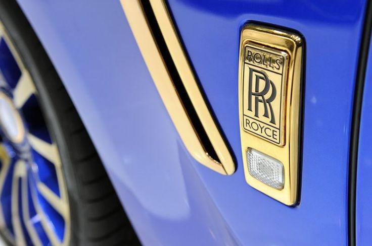 Позолоченный Rolls Royce Ghost от Mansory (ФОТО)