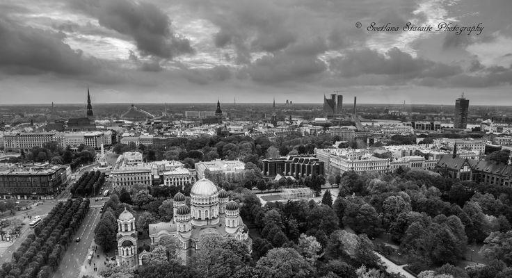 RIGA by Svetlana Stasaite on 500px