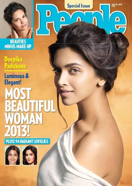 Deepika Padukone on 'People Magazine India'