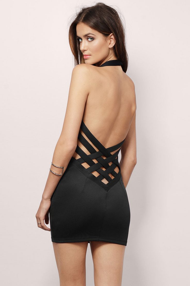 No Love Lost Bodycon Dress