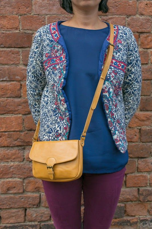 Leather Bag by Pridnya Anastasiya