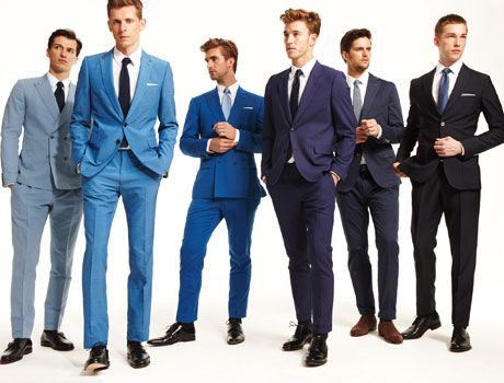 1000  images about Men's fashion on Pinterest | Light blue suit
