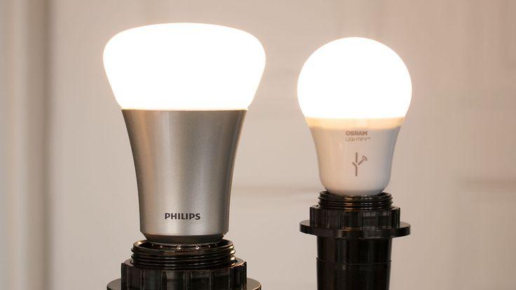 Fernbedienbare LED-Lampen von Philips und Osram im Praxisest. Welches System ist besser – Hue oder Lightify?