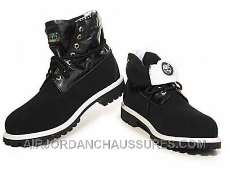 http://www.airjordanchaussures.com/timberland-roll-top-black-boots-mens-for-sale-2t3sh.html TIMBERLAND ROLL TOP BLACK BOOTS MENS FOR SALE 2T3SH Only 100,00€ , Free Shipping!